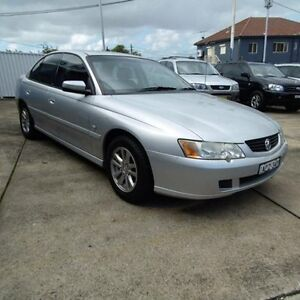 2003 Holden Commodore VY II Acclaim Silver 4 Speed Automatic Sedan Croydon Burwood Area Preview