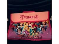 Princess book bag