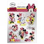 Disney Minnie MouseSilver Stickers
