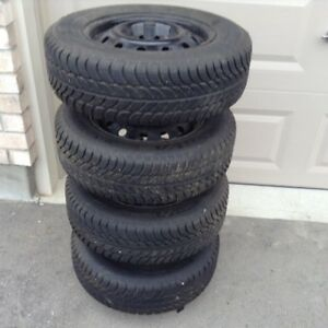 175 70  R13 Sava Eskimo S3 winter tires