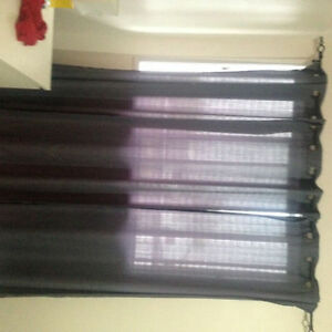 Cheap curtains for 5$ each