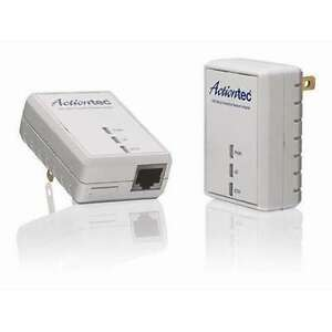 Actiontec 500Mbps Powerline Network Adapter Kit- for sale