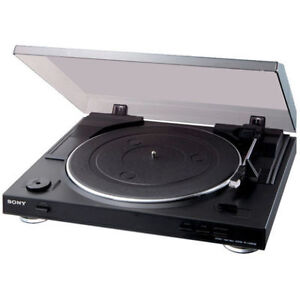 SONY PS-LX300USB TURNTABLES - AS IS! MNX