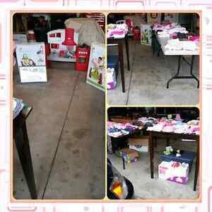 Baby And Yard Sale Garage Sales Windsor Region Kijiji