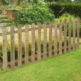 Wanted 40 feet (long) preferably fencing by 3 feet high cheap or free if you have lying about.