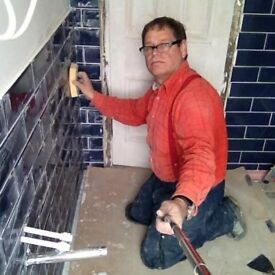I perform finishing works: tiles, bathrooms, kitchens, electrical, water installations, multifinish