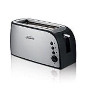 new Sunbeam Designer Long Slot Toaster, 4-slice toaster