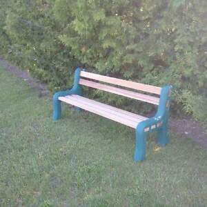 Poly Plastic benches Kitchener / Waterloo Kitchener Area image 3