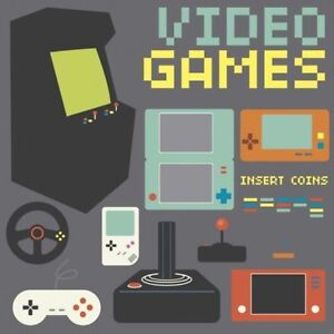 Looking for Video Games, Systems, Old or New!