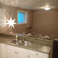 3 Bedroom BASEMENT @ Riverside & Wonderland, $1090 all inclusive