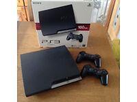 PlayStation PS3 Slim 160gb