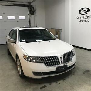 2010 Lincoln MKZ AWD *Heated/Cooled Seats *Sunroof *Navigation