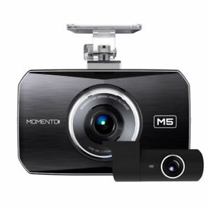 COMPUSTAR DASHCAMS - FRONT AND REAR