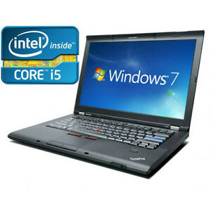 LAPTOP OUTLET! LENOVO T530 [CORE i5 ][8GB][500GB] $399.99