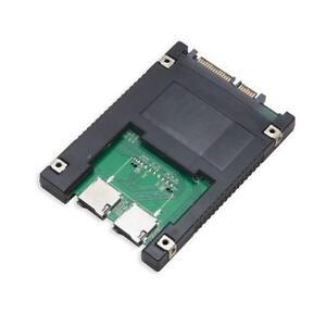 Syba 2.5-Inch SATA to 4x Micro SD Card Adapter (SD-ADA40080)