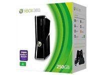 XBOX 360 ( SLIM ) - 250GB - BOXED