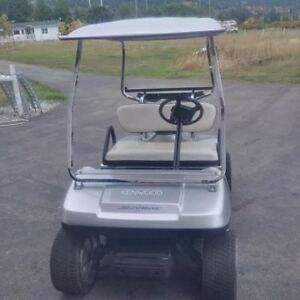 Club Car electric