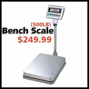 Bench Scale | Animal Scale | Shipping Scale on Sale