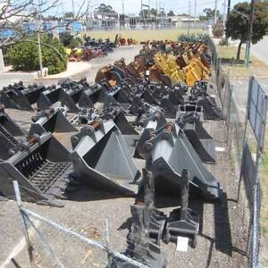 Buckets, Attachments and Machinery - Buy, Sell, Swap & Hire Kewdale Belmont Area Preview