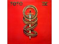 Toto Toto 1V LP for sale £5