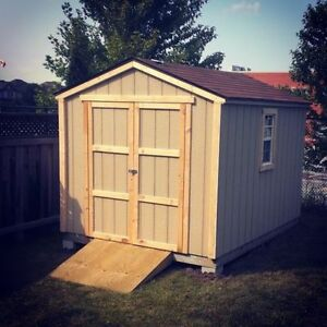 All Wooden Backyard Storage Sheds - Any Size - Great Prices