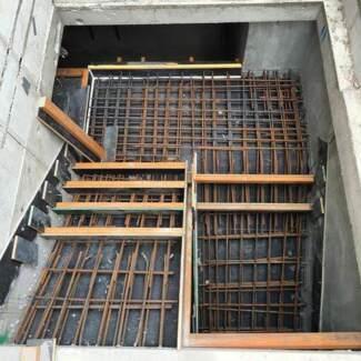 Formwork and Concrete