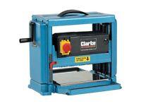 Clarke CPT250 254mm Portable Thicknesser (230V)