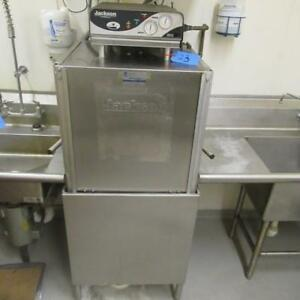 JACKSON UPRIGHT HIGH TEMPERATURE DISHWASHER ( EXCELLENT CONDITION )