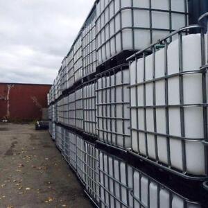 Achat de Tote tank réservoir baril