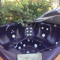 Beachcomber 720 DELUXE hot tub Spa JACUZI