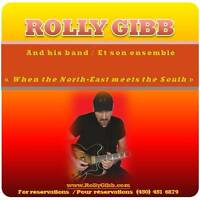 ROLLY GIBB - When North-East Rock meets the South!