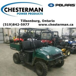 2007 Polaris Industries RANGER,4X4,500 EFI