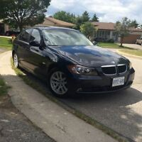 2006 BMW 325i, SUNROOF, LEATHER, WINTER TIRES & RIMS!