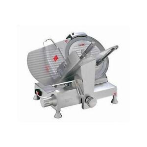 **NEUF** Trancheur a Viande , NEW Meat Slicer 12 * CSST