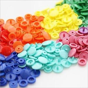Kam Snaps - various colours, sizes & finishes available