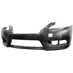 New Painted 2013-2015 Nissan Sentra Front Bumper & FREE shipping
