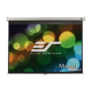 "80"" Projection Screen Écran Projection HD Video Cinema 3003"