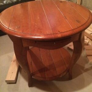 Very nice and solid side tables London Ontario image 1