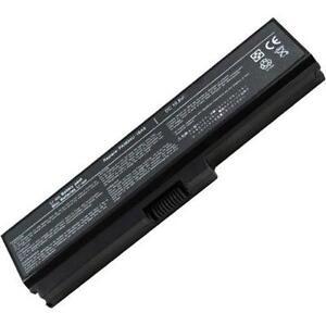 Battery  for Toshiba Satellite C655 L650 L655D 5200mAh