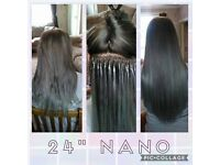 Hair Extensions in Rochdale, Littleborough, Wardle, Milnrow, Shaw