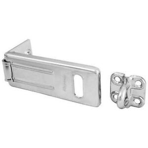 "Master Lock 703D 3-1/2"" Security Hasp"
