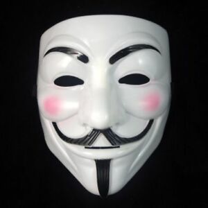 Brand New 500 V for Vendetta Guy Fawkes Anonymous Masks for Sale