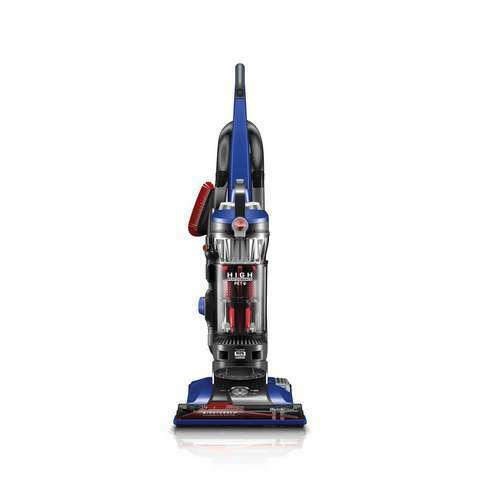Hoover WindTunnel 2 Bagless Upright Vacuum Blue/Gray UH71250