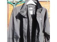NORTH FACE WATERPROOF JACKET do