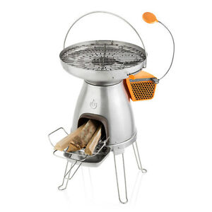 WANTED TO BUY BIOLITE BASE CAMP STOVE Peterborough Peterborough Area image 1