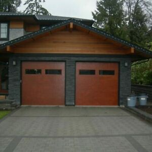 Affordable & High Quality Garage Door Services in Vancouver