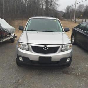 2010 TRIBUTE AWD CERT TAXS WARRANTY ALL INCL IN PRICE 7571.00