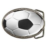 Football Belt Buckle