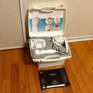 *New in box* Rio Laser Hair Remover - Permanent removal at home!