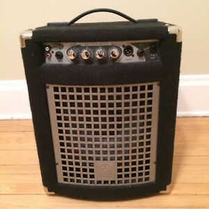 Yorkville xm50 Bassmaster Combo in Great Condition